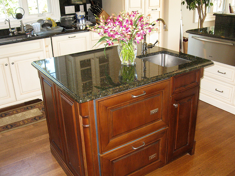 Custom Kitchens - Haskell Cabinets in Durham NC